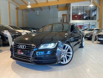 annonce_Audi A7 Sportback 3.0 TDI V6 204CH (REPROG 270CH) SLine - GARANTIE